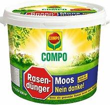 COMPO Rasendünger Moos -nein Danke! mit 6 Wochen