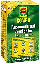 COMPO Rasenunkraut-Vernichter Banvel ® Quattro