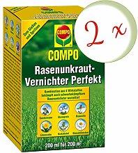 COMPO Rasenunkraut-Vernichter Perfekt 400 ml