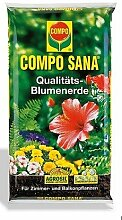 Compo Sana Qualitäts Blumenerde 10 Liter