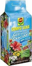 Compo Sana Qualitäts-Blumenerde 25 Liter