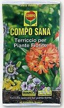 Compo Sana Qualitäts-Blumenerde für Pflanzen