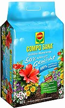 COMPO SANA Qualitäts-Blumenerde mit 12 Wochen