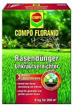 COMPO UV RASEN FLORANID®, Unkrautvernichter/
