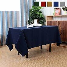 Composite Tuch/Verdicken Sie Tischdecke/Die Tischdecke Für Tagungsraum/Veranstaltungen Tischdecke-B 100x150cm(39x59inch)