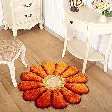 Computer-Kissen Wohnzimmer Ehe Niedlich Schlafzimmer Nacht Matratze ( farbe : Orange )
