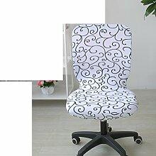Computer Stuhl Sitzbezüge/ Drehstuhl/Stretch Stuhlabdeckung-E