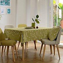 Computer-tisch tuch/stoff baumwolle leinen garten mat/wohnzimmer cover handtuch/tischtuch-B 130x200cm(51x79inch)