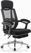Computerstuhl, ergonomischer Sitz, bequemer Sitz,