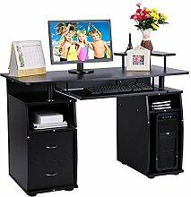 Computertisch Bürotisch PC Schreibtisch