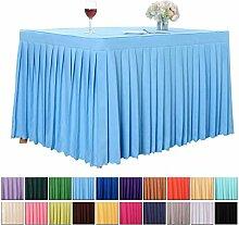 COMVIP® Cocktail Party Tischtuch Tischdecke