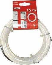 CON:P B34137 Einziehband mit Suchfeder 3 mm x 15 m