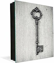 Concept Crystal Dekorative Key Box mit