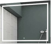 Concept2u® LED Badspiegel Badezimmerspiegel