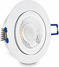 Conceptrun LED Einbaustrahler Feuchtraum rund