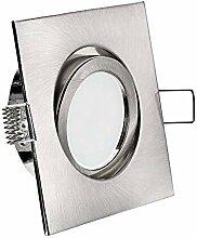 Conceptrun LED Einbaustrahler flach Modell: QD20FL