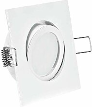 Conceptrun LED Einbaustrahler flach Modell: QD30FL