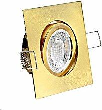 Conceptrun LED Einbaustrahler flach Modell: QD40FL