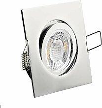 Conceptrun LED Einbaustrahler flach Modell: QD50FL