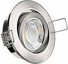 Conceptrun LED Einbaustrahler flach Modell: RD20FL