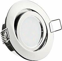 Conceptrun LED Einbaustrahler flach Modell: RD50FL