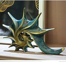 Conch Dekoration Dekoration Europäische Retro