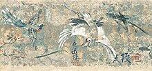 Concord Wallcoverings FR4953B Bordüre Storch mit