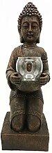 condecoro Buddha Figur Skulptur Gartenfigur