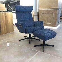 Conform | Relaxsessel Relieve C Chair Blau