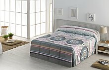 Conforter Lima lila für Bett 90cm