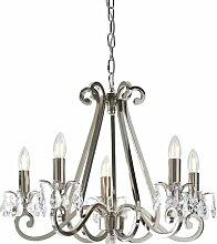 Conlon 5-Leuchten Kronleuchter Astoria Grand