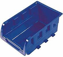 Connect 36992 Blue Storage Bins 160mm x 103mm x