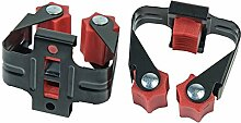 Connex Gerätehalter Kunststoff bis 25mm /