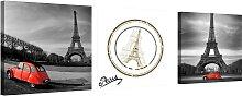 Conni Oberkircher´s Bild Eiffel Paris, (Set), mit