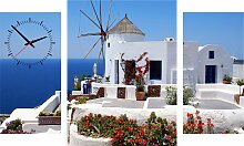 Conni Oberkircher´s Bild Santorini II, Meer,