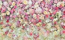 Consalnet Fototapete Blumen, Motiv B/L: 4,16 m x