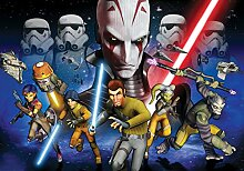 Consalnet Star Wars Fototapete 1614P8 Wandbild