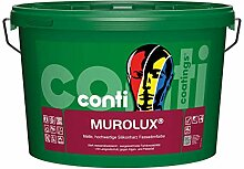 Conti Murolux Silikonharz-Fassadenfarbe weiß 12,5