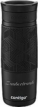 CONTIGO Thermobecher Transit Matte Black 470 ml
