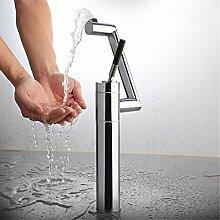 Continental Badewanne ArmaturCu alle Waschbecken mit warmen und kaltem WasserSie können sie mit dem waschen das Gesicht waschen Sitzbank Becken Becken einzelne Bohrung Mixer,Hubhöhe)