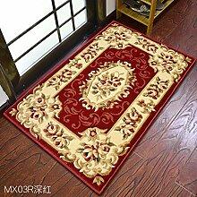 Continental Fußmatten/Tür-teppich/Fußabtreter/Living Room,Schlafzimmer,Anti-rutsch-matte/Gepolsterte Fußauflage Im Foyer-I 80x120cm(31x47inch)