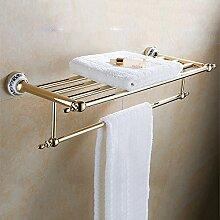 Continental Gold Bad Handtuchhalter Handtuchhalter