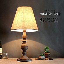 Continental - Lampe Dekoration Retro - Modernen Garten Kreative Doppelbett Mit Lampe Hotel Café,Ma Su