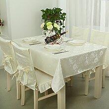 Continental Mode wasserdichtes Tuch Tischdecken Tisch 6517-4