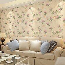 continental pastorale Wallpaper Schlafzimmer