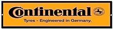 Continental Reifen hochwertige metall garage zeichen
