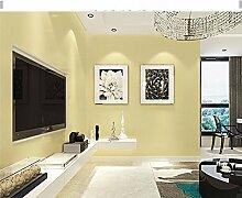 Continental Tapete selbstklebende Schlafzimmer Wohnzimmer wall pvc wasserdicht Aufkleber Quarters Wall Paper 60 * 300 cm, gelb