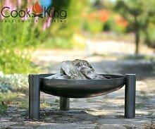 COOK KING BBQ Feuerschale Grillschale Palma 70 cm