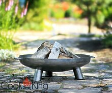 COOK KING BBQ Grill Feuerschale Feuerkorb Grillschale Bali 80 cm ***NEU***