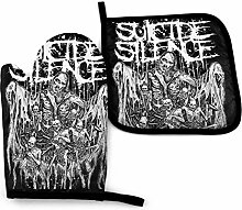 Cooking Gloves And Potholders,Suicide Silence